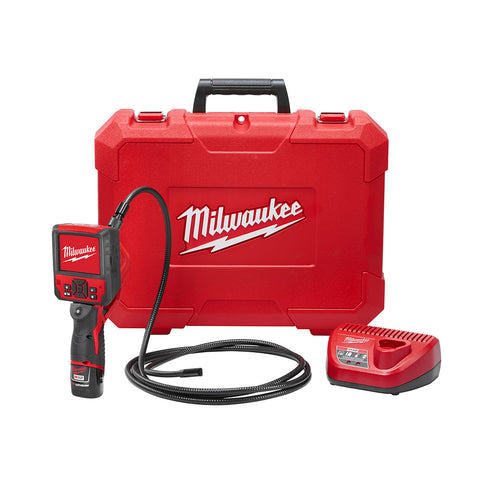Milwaukee 2316-21 M12 M-SPECTOR FLEX Inspection Camera Cable Kit, 9'