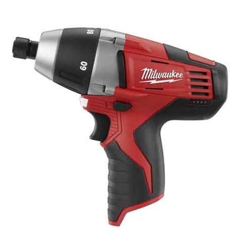 Milwaukee 2455-20 M12 Cordless No-Hub Driver (Bare Tool)
