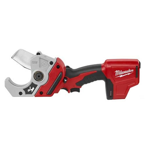 "Milwaukee 2470-20 M12 PVC Pipe Shear, up to 2"" Capacity (Bare Tool)"