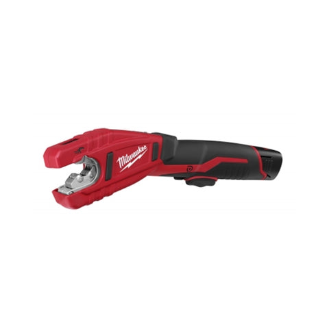 "Milwaukee 2471-21 M12 Copper Tubing Cutter Kit, 3/8"" - 1"" Capacity"