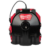 Milwaukee  2775A-211 M18 Fuel Switch Pack Sectional Drum System Drain Cleaner Kit-A