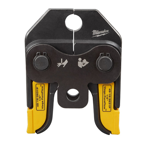 Milwaukee 49-16-2631P M18 Short Throw Press Tool Replacement Viega PureFlow Jaw, 1/2""