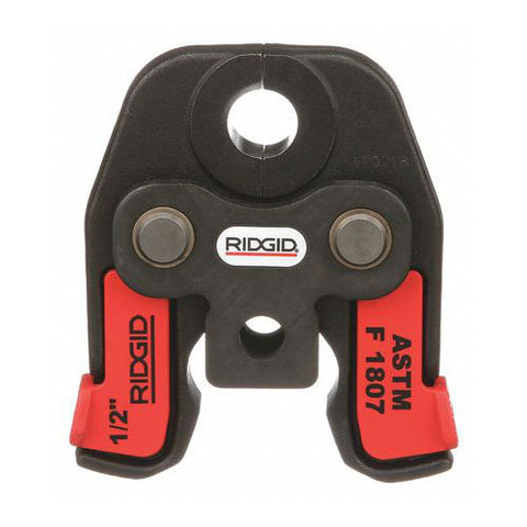 RIDGID 22958 F-1807 Compact Jaw Assembly for 100-B Press Tool, 1/2""