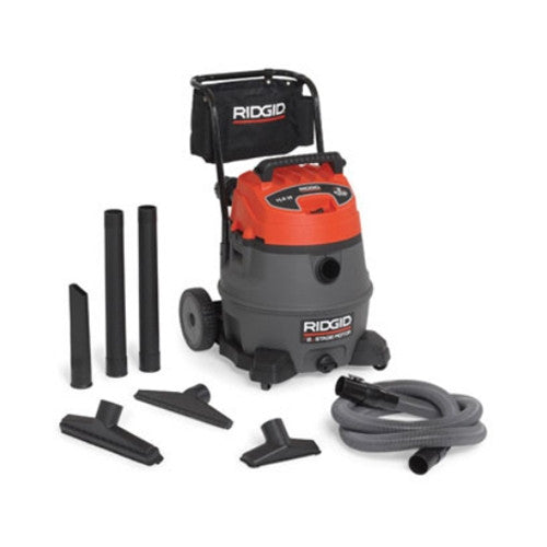 Ridgid 25648 14 Gallon / 2-Stage Industrial Vacuum RV2400A