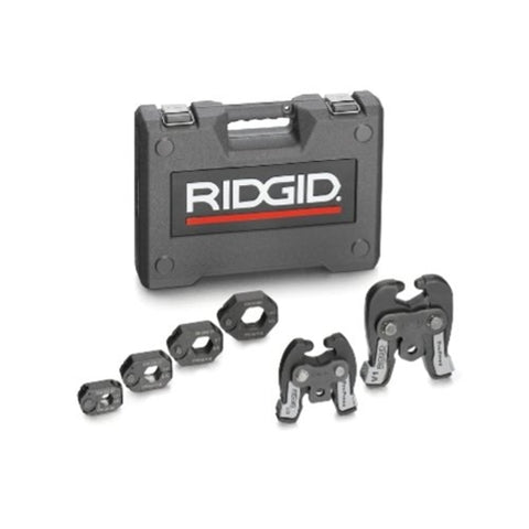 "Ridgid 28048 V1/C1 ProPress Series Combo Kit, 1/2"" - 1 1/4"""