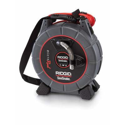 RIDGID 35143 L100 See Snake microReel Video Inspection System