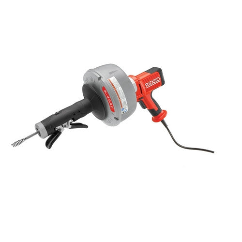 RIDGID 36008 K-45Af-7 Drain Cleaning Machine With Slide Action Chuck And Autofeed
