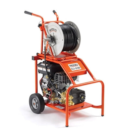 Ridgid 37413 KJ-3100 Water Jetter with Pulse