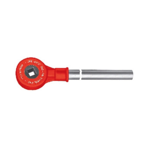 RIDGID 39380 D-1440 Ratchet and Handle, 2-1/2 - 4""