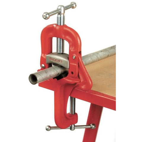 "RIDGID 40125 39 Portable Yoke Vise Kit, 1/8"" - 2 1/2"" Capacity"