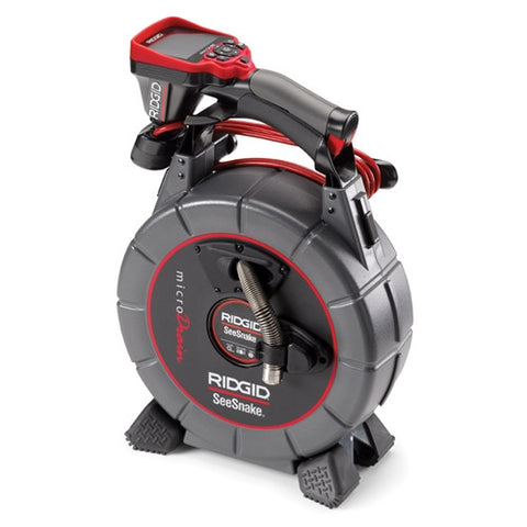 Ridgid 40788 SeeSnake microDrain D65S and micro CA-300 System