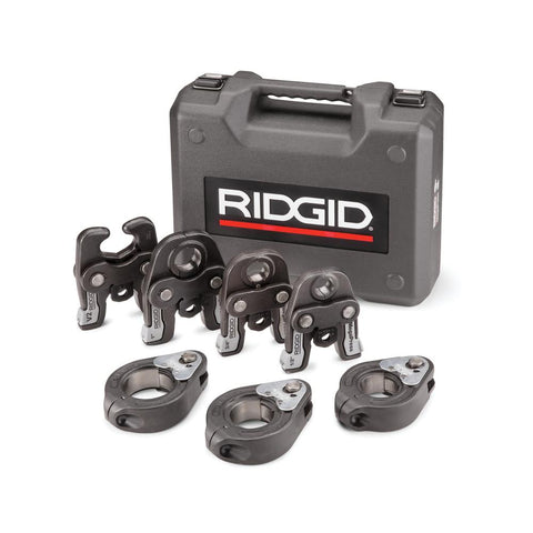 "RIDGID 48553 1/2"" to 2"" MegaPress Kit"