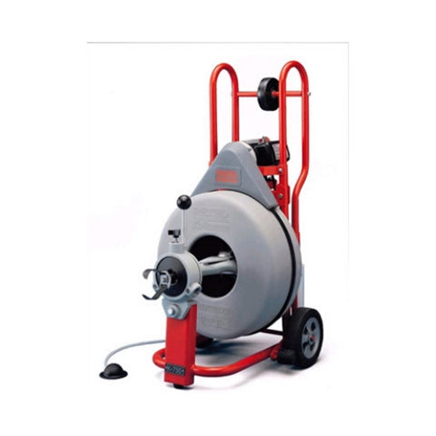 "RIDGID 51402 K-750 Drain Cleaner Machine  - 5/8"" Pigtail"