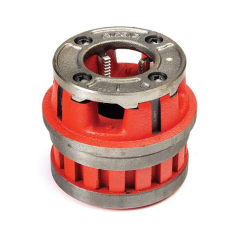 "RIDGID 51877 12-R Die Head 1-1/2"" High Speed for Plastic Coated Pipe NPT"