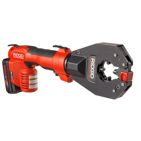 RIDGID 57663 RE 600 4PI Dieless Crimping Tool