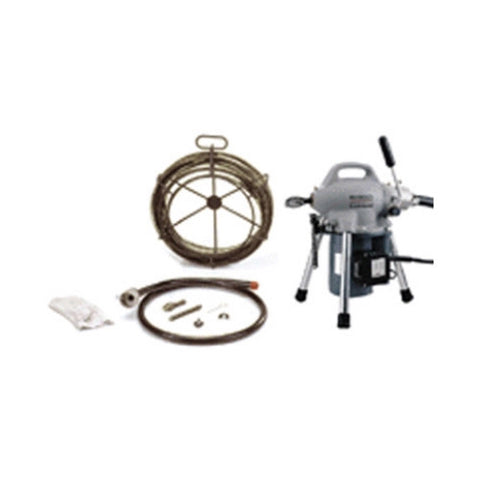 RIDGID 58960 K-50 Sectional Machine with A-30 Cable Kit  58920/59365