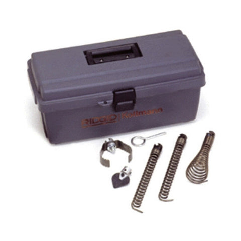 RIDGID 61625 A-61 Standard Drain Cleaning Tool Kit