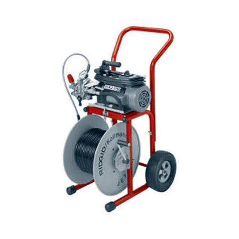 Ridgid 62697 KJ-1750-C Water Jetter Drain Cleaner with Cart