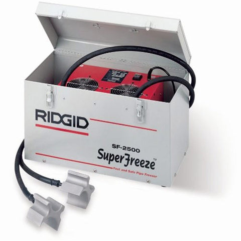 Ridgid 68967 SF-2500 Super Freeze - Pipe Freezing Kit