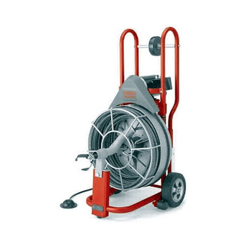 "RIDGID 83557 K750R 115v 5/8"" x 100 foot Drum Machine"