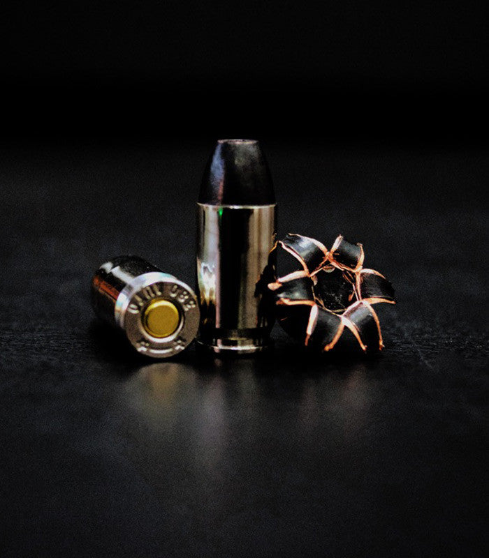 380 ACP 80gr. Aeris Copper Hollow-Point Bullets (Box of 25)