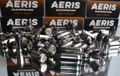 40 S&W 155gr. Aeris Copper Hollow-Point Bullets (Case of 250)