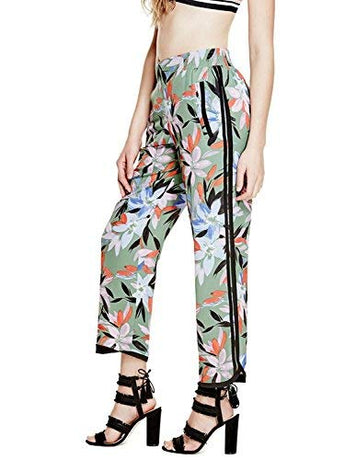 205408db8fa GUESS Izzy Printed Jogger Pants