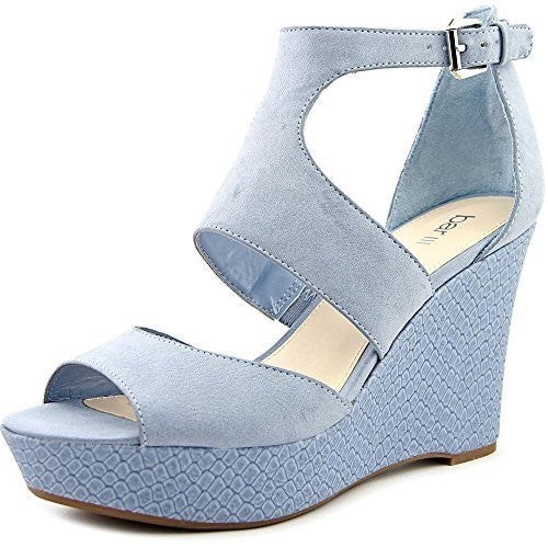 6536fbbb772 Bar III Sophie Women Open Toe Synthetic Wedge Sandal