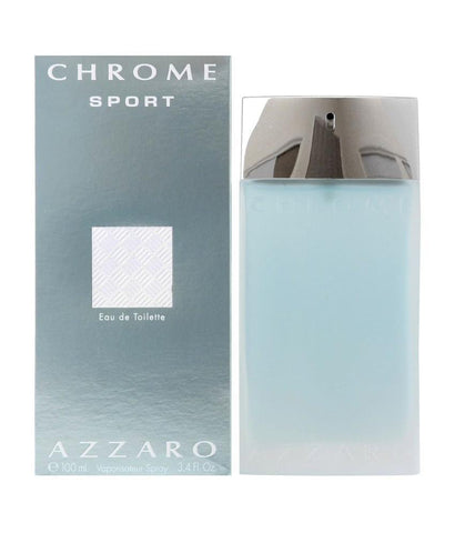 Azzaro Chrome Sport Cologne 100ml - Stinky Phobia Canada