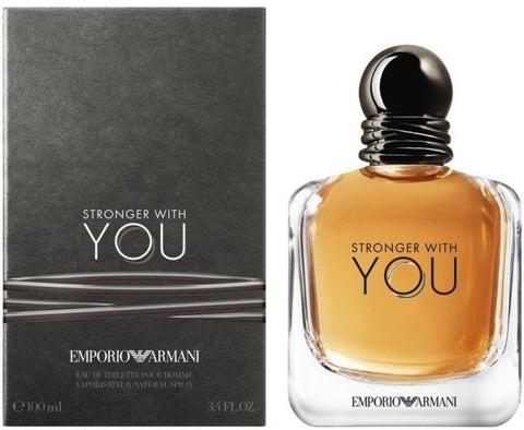 Emporio Armani Stronger with You Cologne 100ml - Stinky Phobia Canada