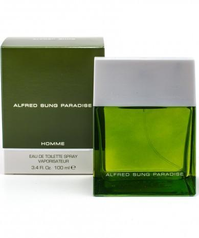 Alfred Sung Paradise Cologne 100ml - Stinky Phobia Canada