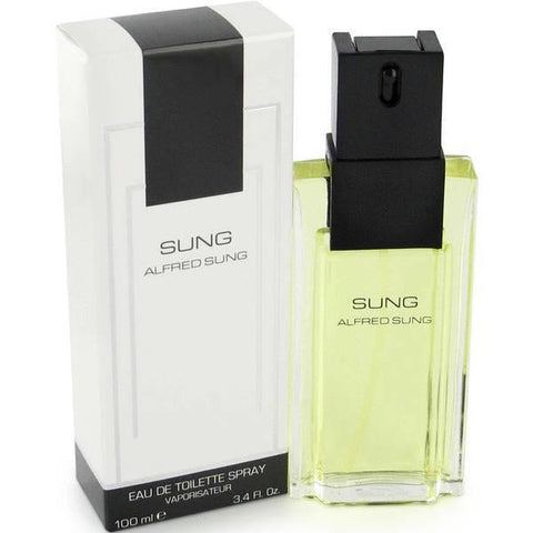 Alfred Sung Sung Woman 100ml edt - Stinky Phobia Canada