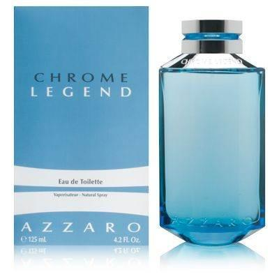 Azzaro Chrome Legend Cologne 125ml - Stinky Phobia Canada