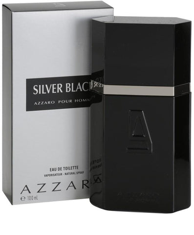 Azzaro Silver Black Cologne 100ml -Stinky Phobia Canada