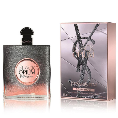 Yves Saint Laurent Black Opium Floral Shock - Stinky Phobia Canada