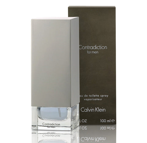 Calvin Klein Contradiction Cologne 100ml - Stinky Phobia Canada
