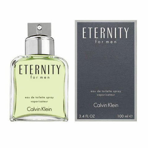 Calvin Klein Eternity Cologne 100ml - Stinky Phobia Canada