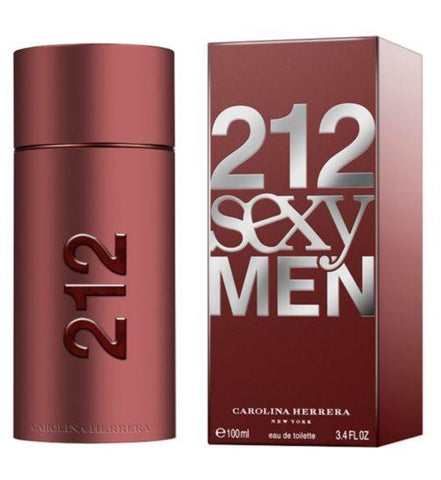 Carolina Herrera 212 Sexy Cologne 100ml - Stinky Phobia Canada