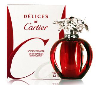 Cartier Delices De Cartier Woman 100ml - Stinky Phobia Canada