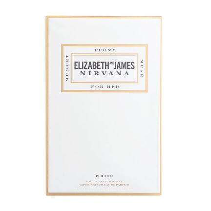 Elizabeth & James Nirvana White 100ml edp - Stinky Phobia Canada