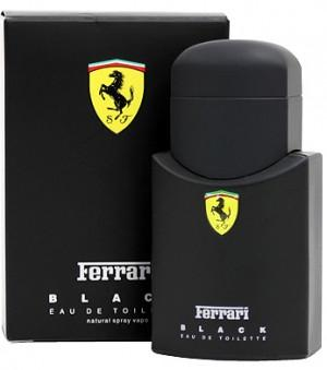 Ferrari Black Cologne 125ml