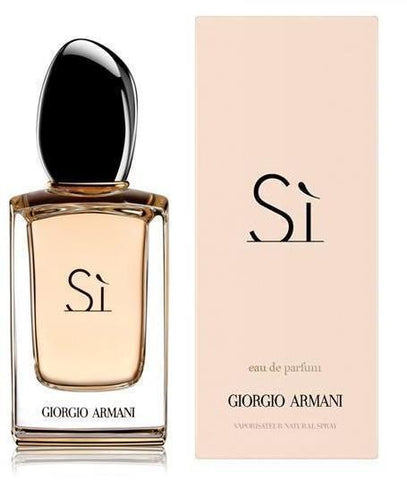 Armani Si Woman 100ml edp - Stinky Phobia Canada