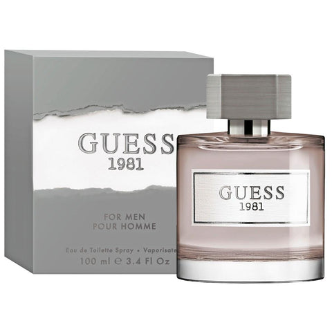 Guess 1981 Cologne 100ml - Stinky Phobia