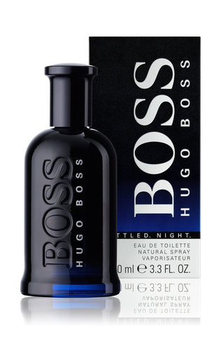 Hugo Boss Bottled Night Cologne 100ml - Stinky Phobia Canada