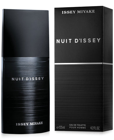 Issey Miyake Nuit D'Issey Cologne 125ml - Stinky Phobia Canada