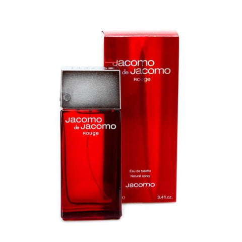 Jacomo de Jacomo Rouge Cologne 100ml - Stinky Phobia Canada