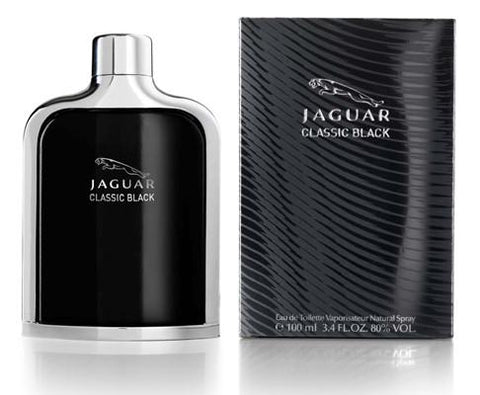 Jaguar Classic Black Cologne 100ml - Stinky Phobia Canada