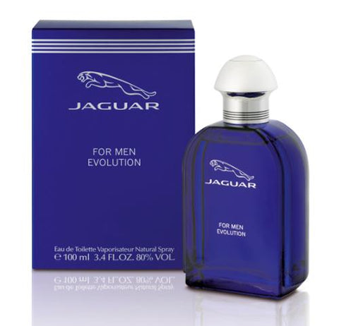 Jaguar Evolution Cologne 100ml
