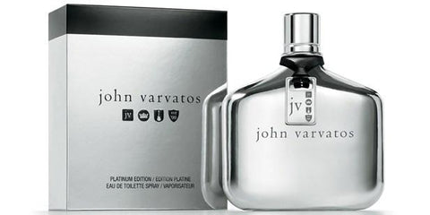 John Varvatos Platinum Cologne 125ml - Stinky Phobia Canada