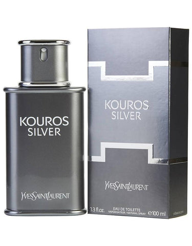Yves Saint Laurent Kouros Silver Cologne - Stinky Phobia Canada